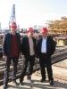 Visit DAMEN  shipyard in Galate