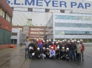 Visit MEYER WERFT Shipyard, Nov 2015, 6th Cohort